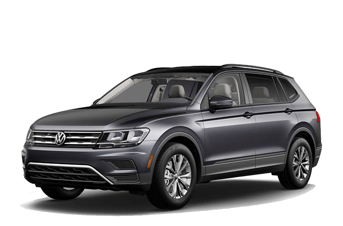 2020 VW Tiguan Gray