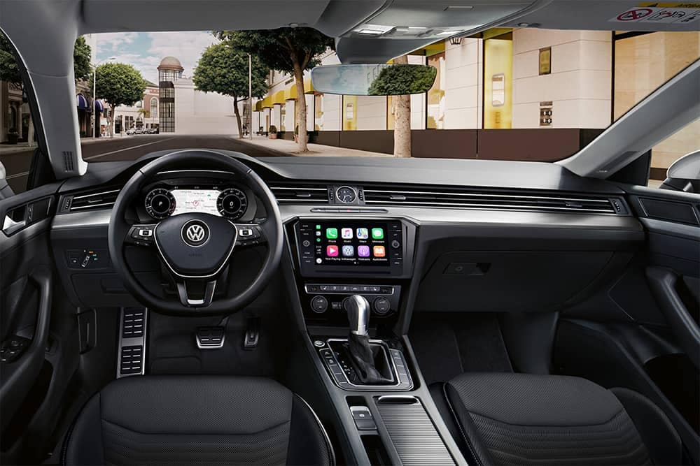 2019 VW Arteon Dash
