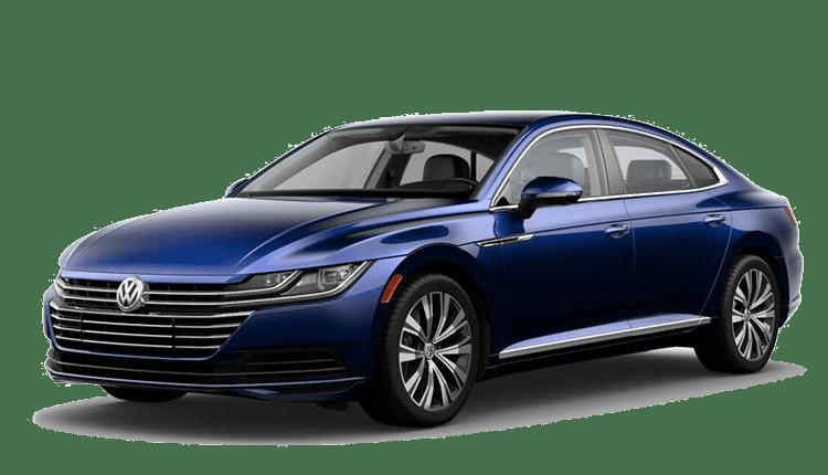 2019 VW Arteon Blue