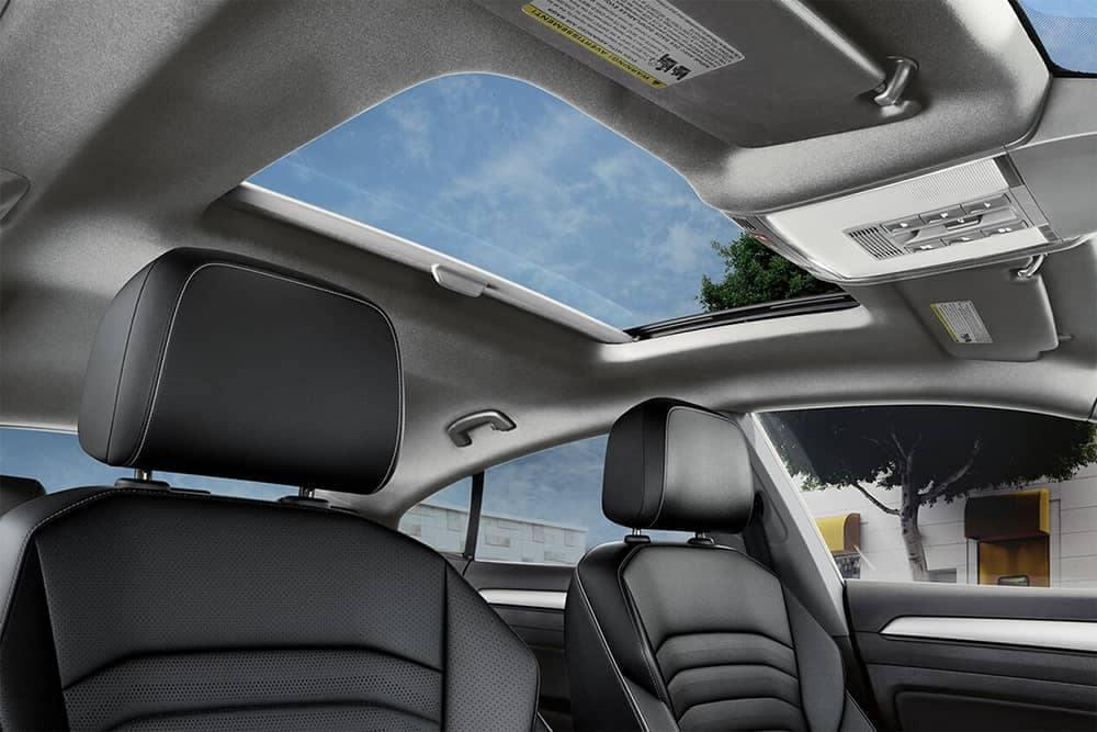 2019 VW Arteon Sunroof