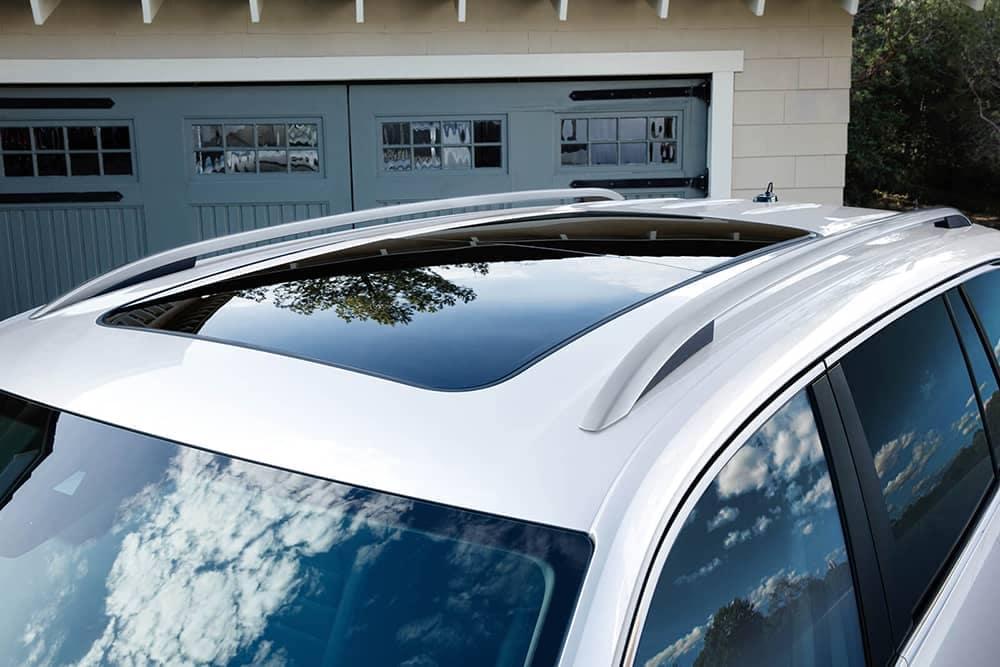 2020 VW Atlas Sunroof