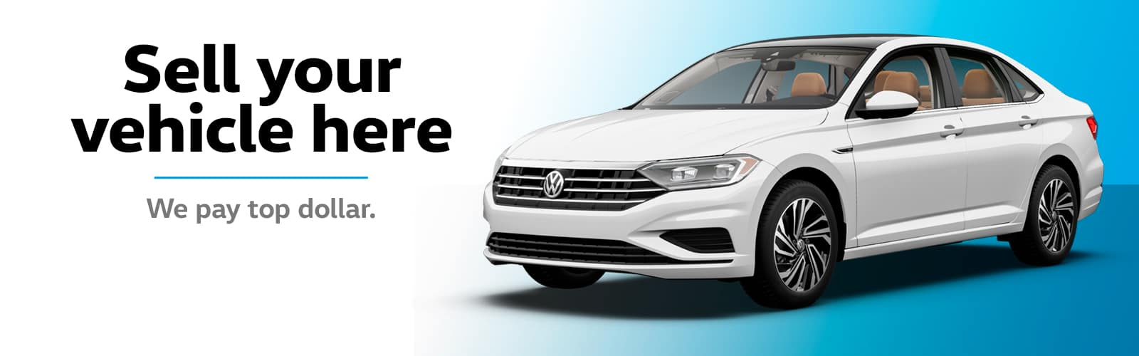 Reeves VW Sell Your Vehicle