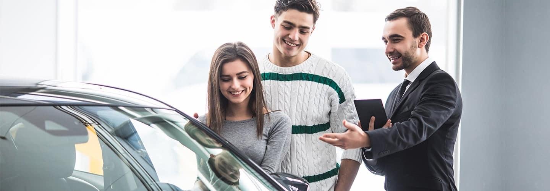Car financing paperwork leasing