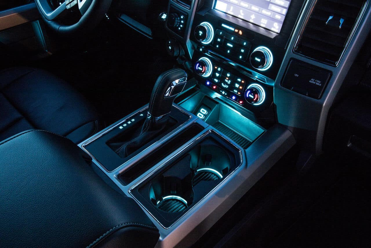Ambient Lighting in F-150