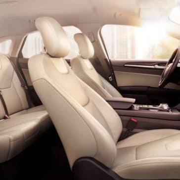 2018 Ford Fusion Interior Cabin