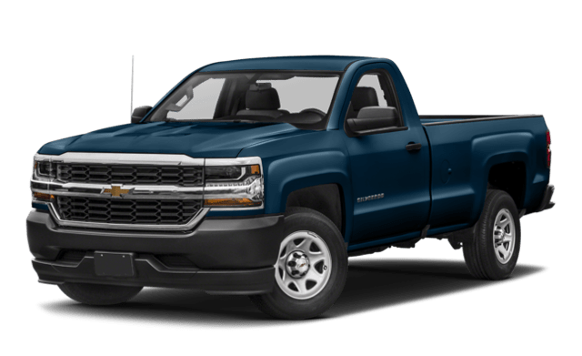 2018 Chevrolet Silverado 1500 compare hub