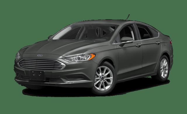 2018 Ford Fusion compare hub
