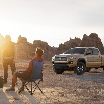 2017 Toyota Tacoma TRD Off-Road Double Cab Long Bed