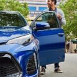 2018 Toyota Corolla exterior features