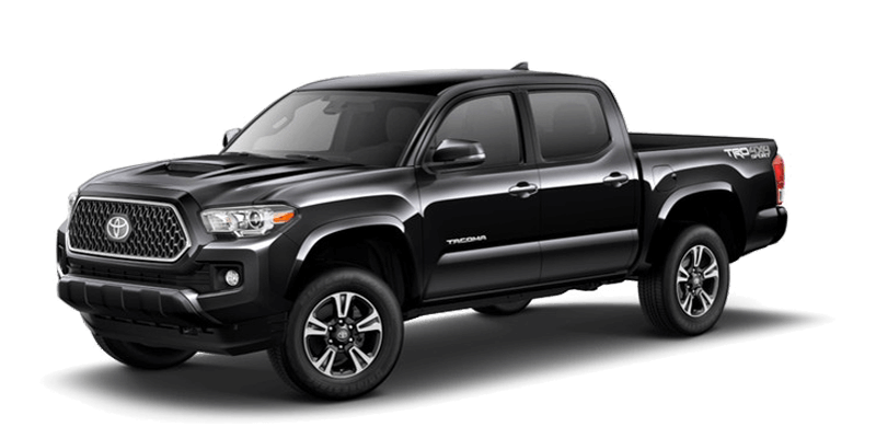 2018 Toyota Tacoma Model Info Msrp Packages Features Photos More