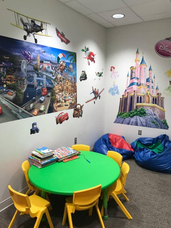 Rusty Wallace Toyota Children's Play Center