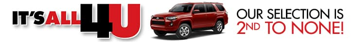 Rusty Wallace Toyota Inventory Selection