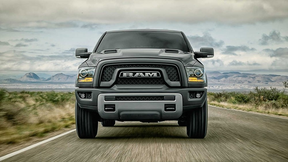 2017 Ram 1500 front exterior