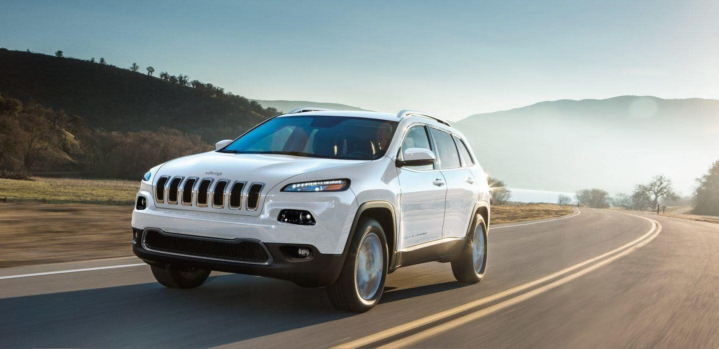 2018 Jeep Cherokee Exterior View