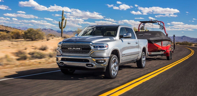 2019 RAM 1500 Towing