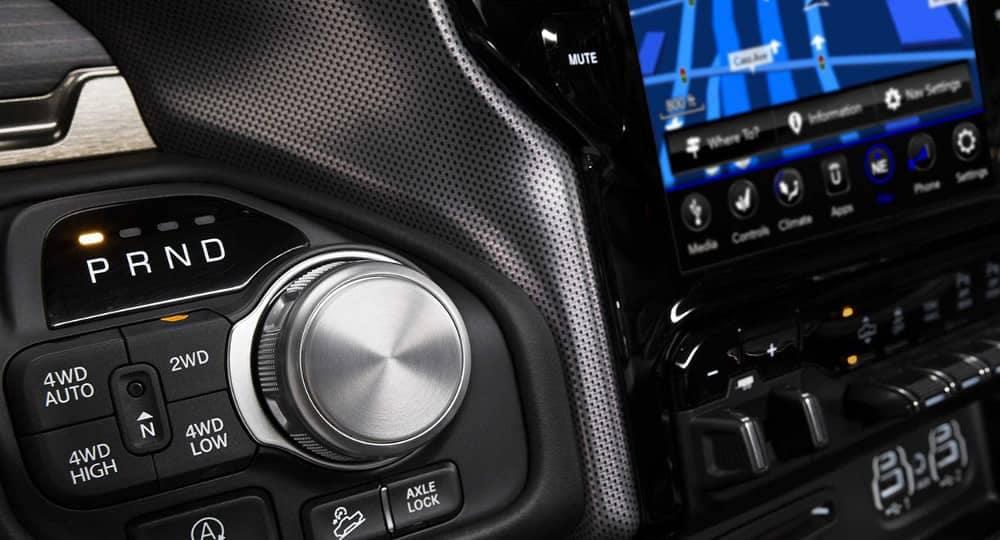 2019 Ram 1500 technology features