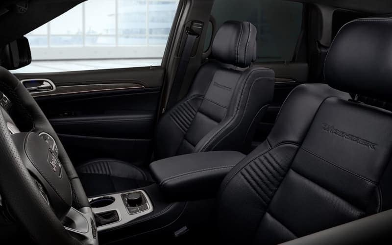 2018 Jeep Grand Cherokee Interior