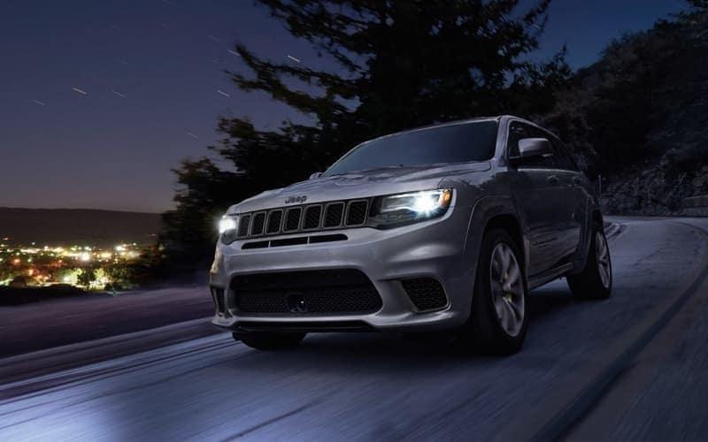 2018 Jeep Grand Cherokee Performance