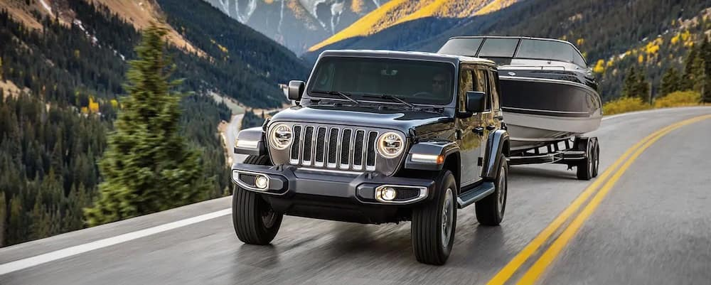 2019 Jeep Wrangler Towing Capacity How Much Can A Jeep Wrangler Tow