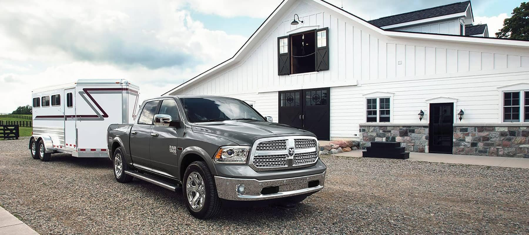 2019 Ram 1500 Classic Towing
