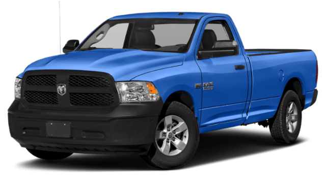2019 Ram 1500 Blue