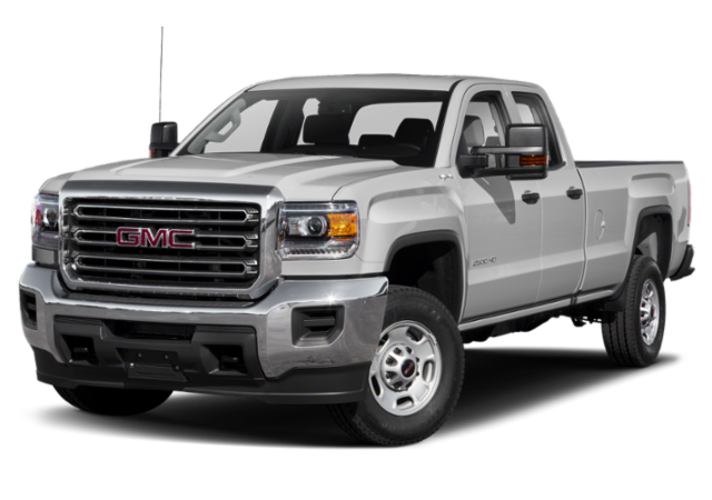 2019 GMC 2500 in gray
