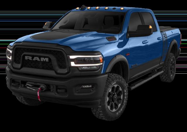 2019 RAM 2500 Tradesman in blue