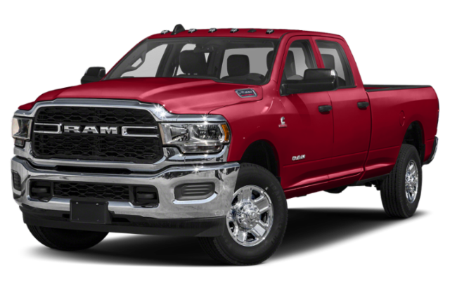 2019 RAM 2500 red large view