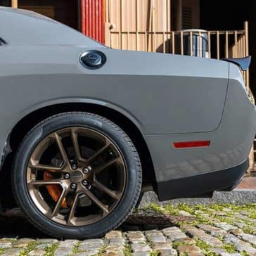 2020 Dodge Challenger Wheel