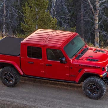 2020 Jeep Gladiator Offroad