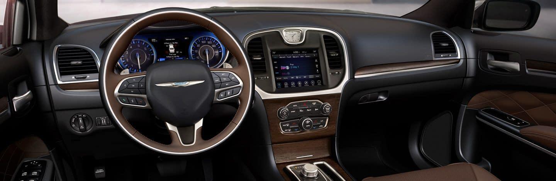 2020 Chrysler interior