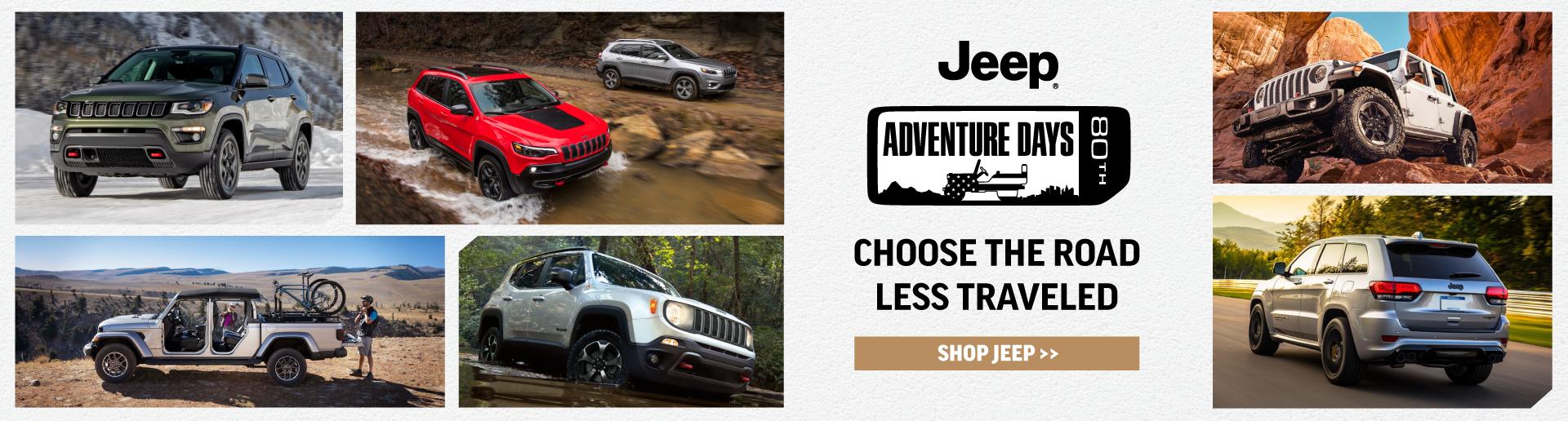 2020 Jeep Generic october