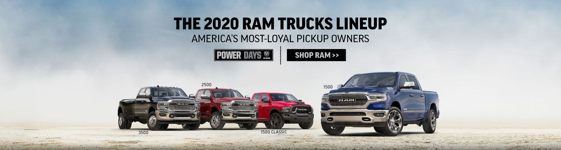 2020 Ram Generic october
