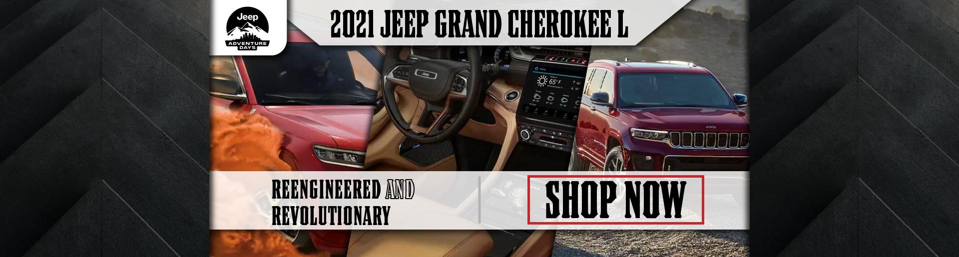 2021 Jeep Grand Cherokee L October Generic