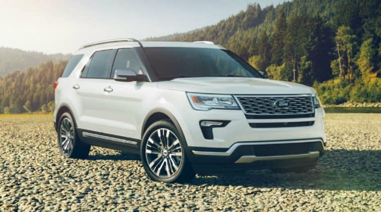 check out the many colors the new explorer suv comes in | shelor