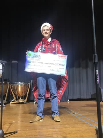 Talent Show Winners 2018