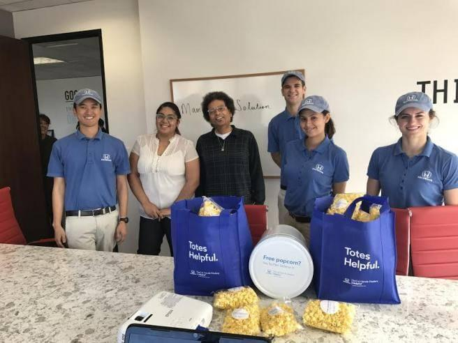 National Popcorn Day is Popping with the Guys in Blue