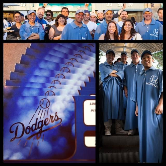 What's More Helpful Than a Complimentary Dodger dog?