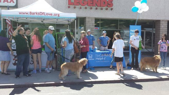 2015 Helpful Honda Pet Adoptions