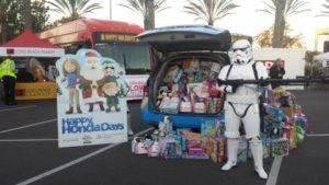 #HelpfulHolidays Across Southern California