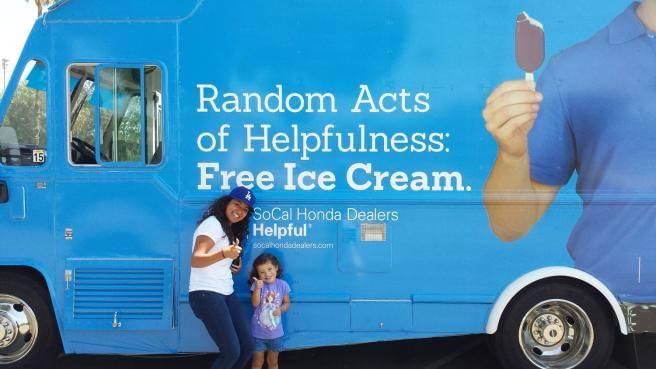 Random Scoops of Helpfulness
