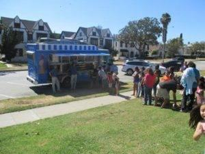 SoCal Honda's Free Ice Cream Truck All Summer