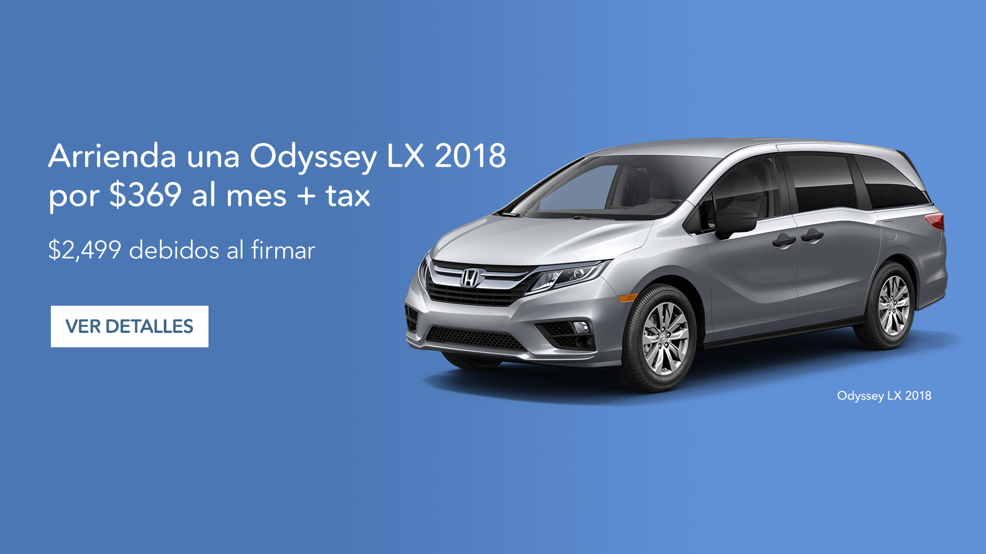Odyssey Spanish Version