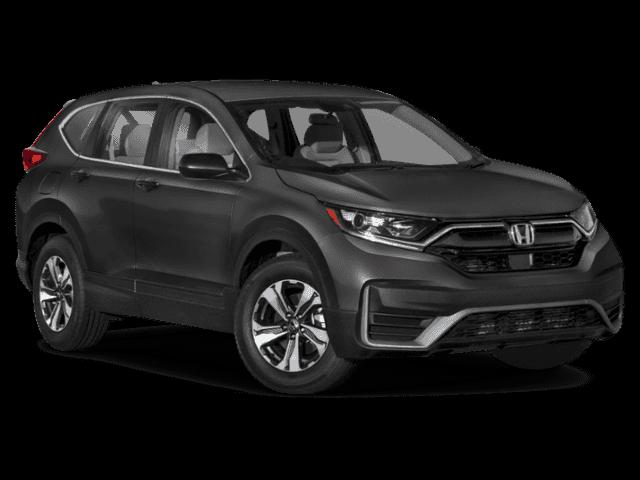 2020 CR-V LX 2WD