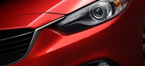 2015 Mazda6 Headlights