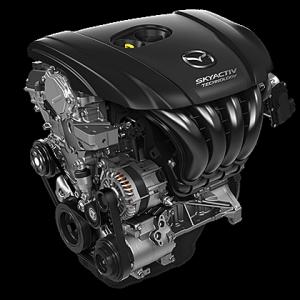 2015 Mazda6 Skyactiv Engine