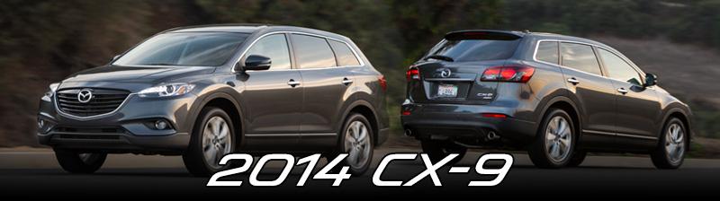 2014 CX-9 Specs - Header
