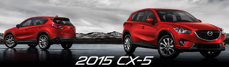 2015 CX-5 Specs - Header