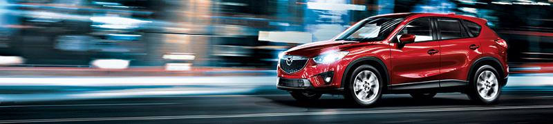 2015 Mazda CX-5 Driving