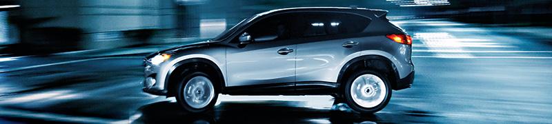 2015 Mazda CX-5 Silver